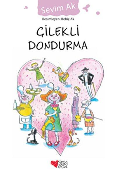 Can Çocuk Yayınları - Çilekli Dondurma / Sevim Ak
