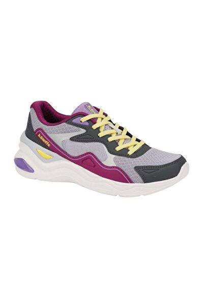Kinetix Bolgı W Kadın Gri Spor Ayakkabı As 00362446 100502025