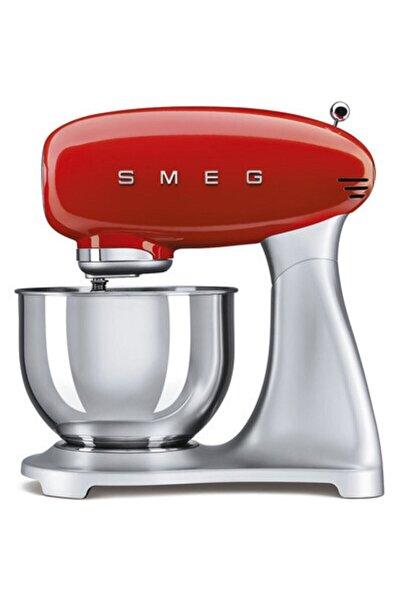 SMEG Kırmızı 50's Style Hamur Karıştırma