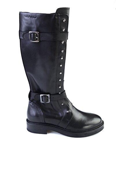 Hush Puppies BLACK Kadın Çizme G0897176703