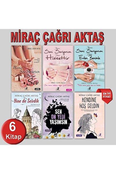 Olimpos Yayınları Miraç Çağrı Aktaş Seti