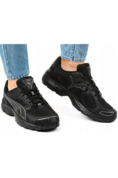 Siyah Koşu Ayakkabısı