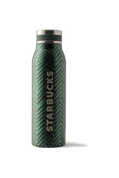 Starbucks Klasik Seri Termos - Yeşil Renkli 444 Ml