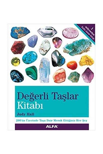 Alfa Yayınları Değerli Taşlar Kitabı
