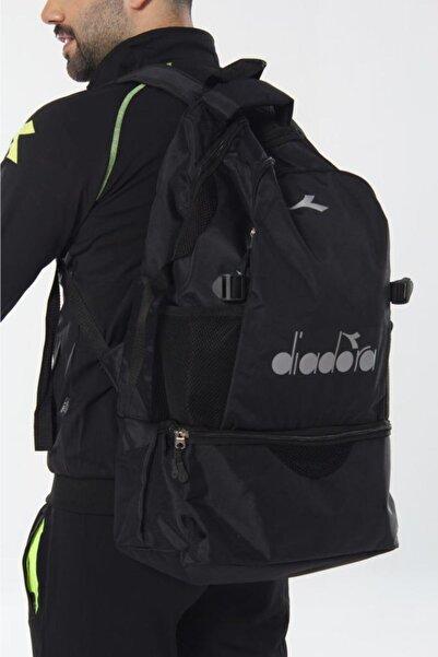 Diadora Salon Bag Sırt Çantası Siyah