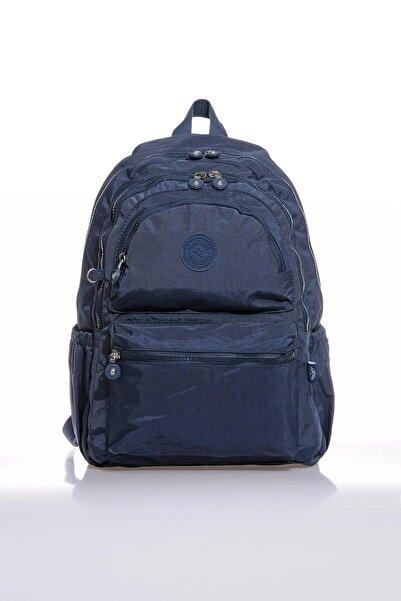 SMART BAGS Lc1050-0033 Lacivert Sırt Çantası