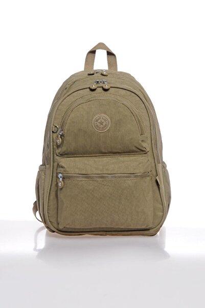 SMART BAGS Ack1050 Açık Kahverengi Sırt Çantası