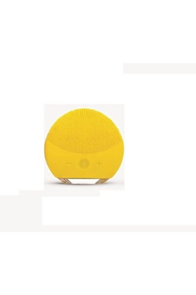 Naturalove Sarı Şarjlı Titreşimli Yüz Temizleme Cihazı