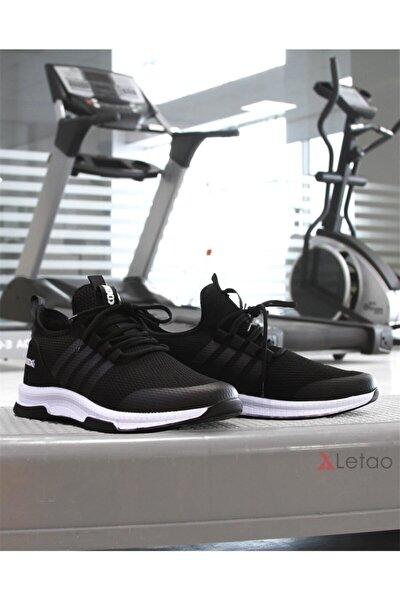 LETAO Unisex Hafif Günlük Spor Yürüyüş Sneaker Ayakkabı