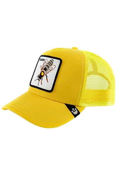 Goorin Bros Unisex Sarı Baskılı Şapka 101-0709