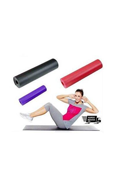 alpanya Pilates Matı 6,5 Mm Egzersiz Pilates Minderi Fitness Jimnastik Spor Minderi Plates Matı