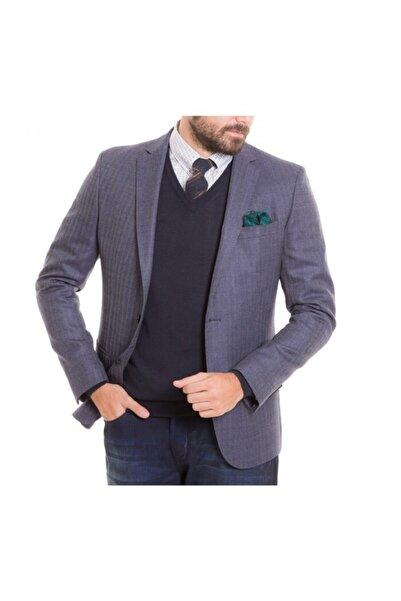 Karaca Erkek Gri Regular Fit 6 Drop Ceket
