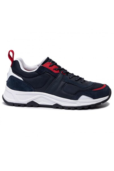Tommy Hilfiger Erkek Lacivert Sneaker Fm0fm02389 020