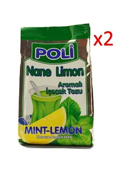 POLI Nane-limon Aromalı Içecek Tozu 450 G X 2 Adet
