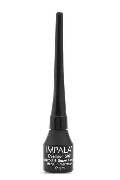 IMPALA Eyeliner - Eyeliner 502(Extra siyah-deep black)