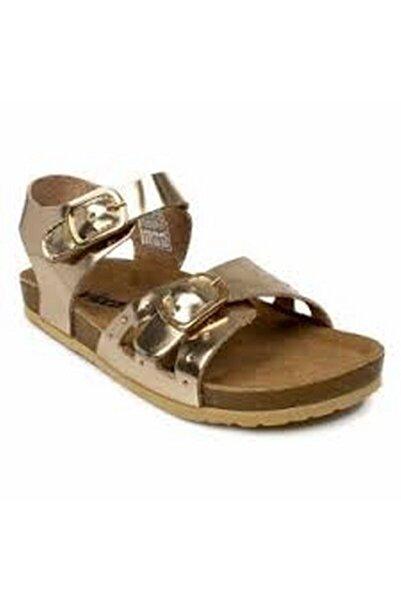 Vicco Kadın Altın Rengi Sandalet