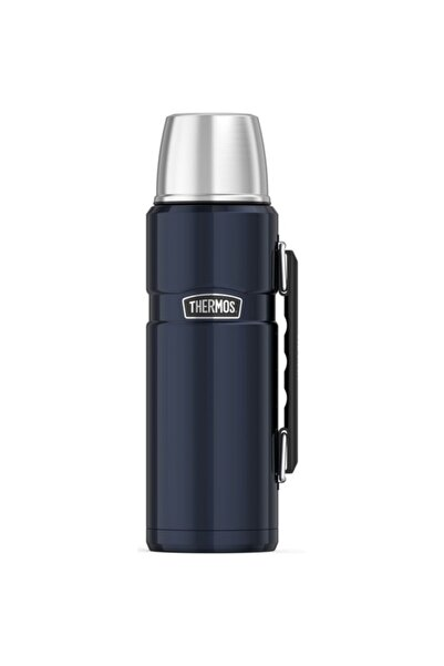 Thermos Sk2010 Stainless King Large Midnight Blue 1.2 Lt. Gece Mavisi