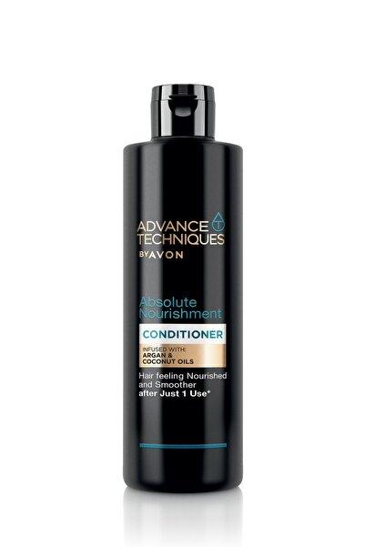 AVON Advance Techniques Argan Yağı Içeren Besleyici Saç Kremi - 250ml