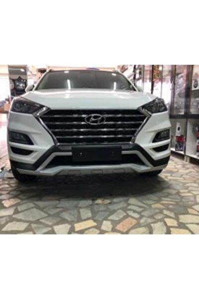 Autokit Hyundai Tucson 2018 Ön Tampon Koruma