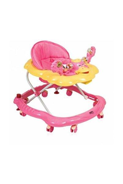 Sunny Baby Oyuncaklı Müzikli Bebek Yürüteci - Pembe