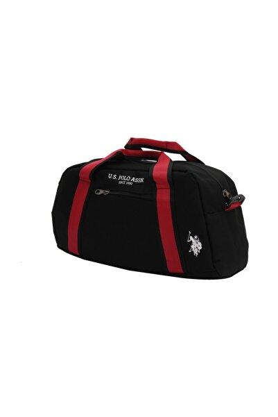 U.S. Polo Assn. Unisex Siyah Valiz Bavul