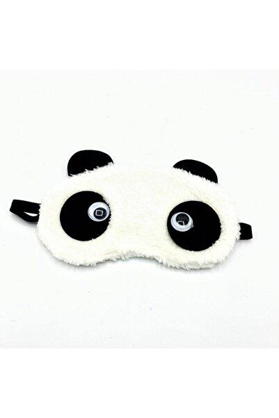 Çetin Peluş Panda Uyku Bandı - Göz Bandı