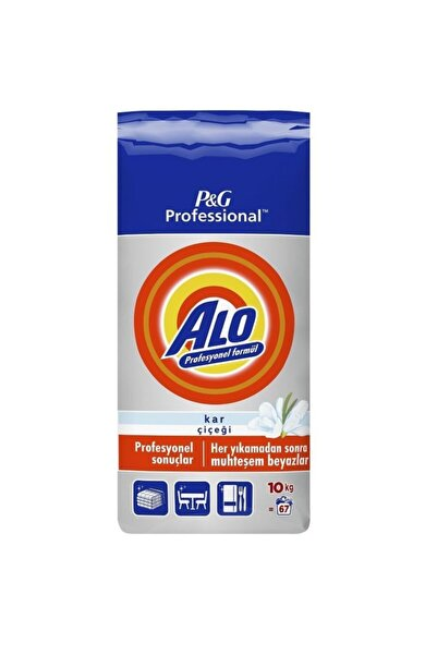 Alo Professional 10 kg Toz Çamaşır Deterjanı