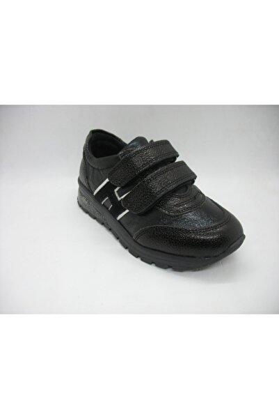 Toddler Kız  Çocuk Deri Ortopedik Günlük Ayakkabısı 26-29 00301