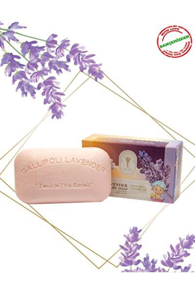 GALLİPOLLİ Lavender Bitkisel Bebek Sabunu 100 Gr Lavanta Yağı Rahatlatıcı Bebek Sabunu