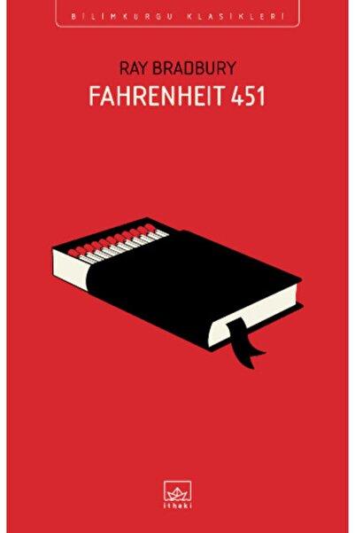 İthaki Yayınları Fahrenheit 451