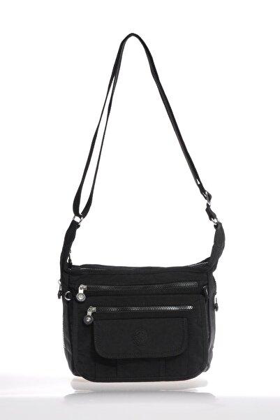 SMART BAGS Smb3005-0001 Siyah Kadın Çapraz Çanta