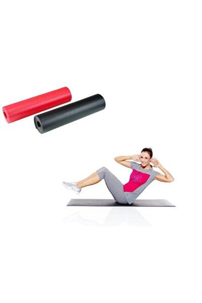 Hibrit Shop Fitness Gym Matı Jimnastik Spor Minderi 140 X 50 Cm 6,5 Mm Asorti