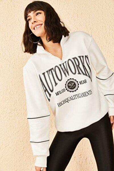 Bianco Lucci Sweatshirt