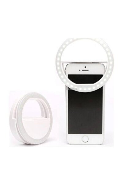 LESGO Selfie Işığı Ring Light Led Flash Taşınabilir Led Işık