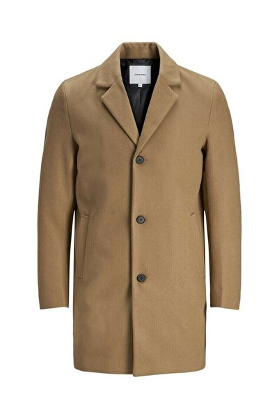 Jack & Jones Erkek Haki Jjliam Coat Mont 12173728