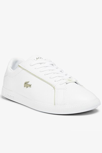 Lacoste Graduate 0721 1 Sfa Kadın Beyaz Sneaker 741SFA0077
