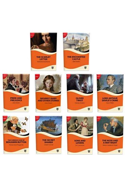Dorlion Yayınevi Ingilizce Stage 4 10 Kitap (alıştırma Ve Sözlük Ilaveli)