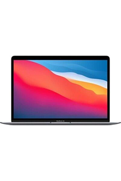 """Apple Macbook Air M1 Çip 16gb 256gb Macos 13"""" Qhd Taşınabilir Bilgisayar Uzay Grisi"""