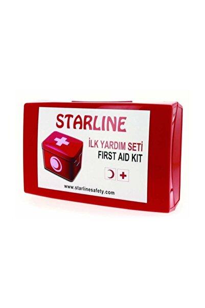 Starline Araç, Otomobil Için Ilk Yardım Çantası-seti, Tüvturk Yönetmeliğe Uygun Pl101