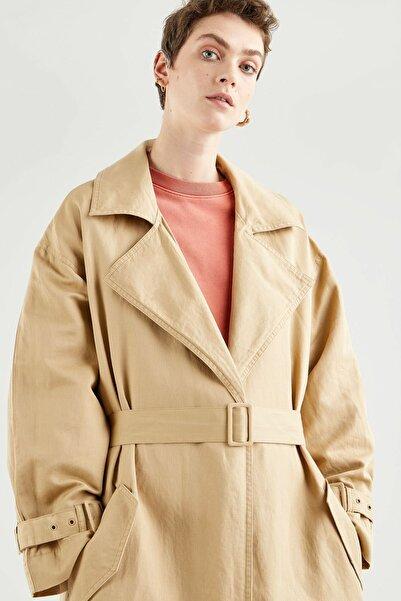 Levi's Kadın Bej Ceket