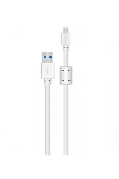 Platoon Pl-8665 2.1 Amper Iphone Lightning Şarj Data Kablo 1.5m
