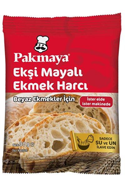 Pakmaya Ekşi Mayalı Beyaz Ekmek Harcı 30 gr