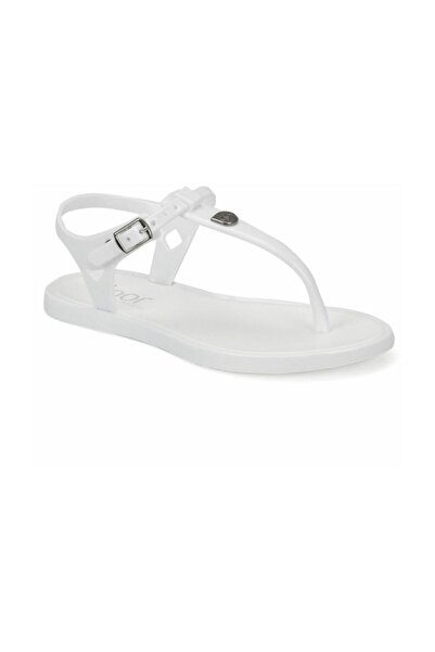 IGOR S10197 Ursula Mini-001 Beyaz Kız Çocuk Sandalet 100350090