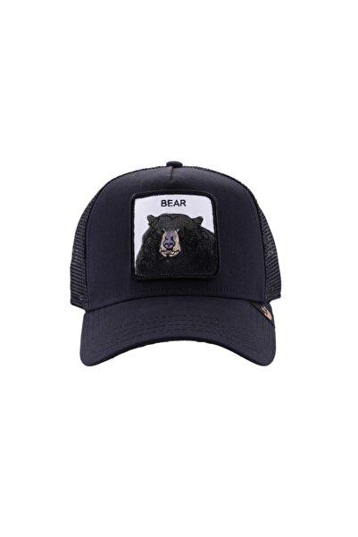 Goorin Bros Unisex Siyah Black Bear Şapka