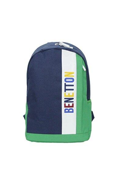 Benetton Sırt Okul Çantası 70069