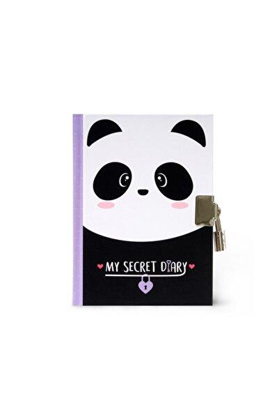 Legami Secret! Kilitli Günlük Panda