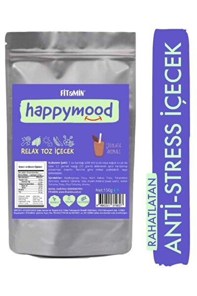 fitamin Happymood Anti-stress Toz Içecek Çikolatalı Kenevir Tohumu Tozu 150gr