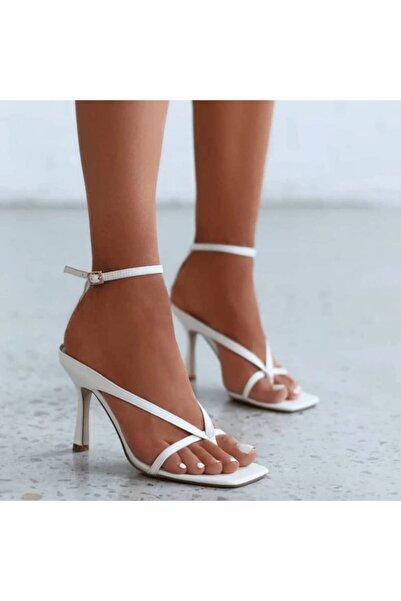 Giydim Gidiyor Topuklu Sandalet