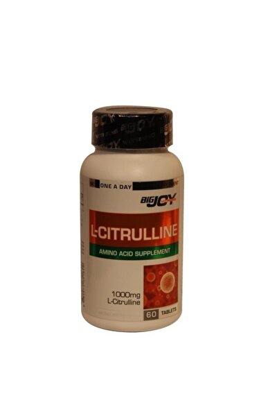 Big Joy Vitamins L-citrulline 1000mg 60 Tablets