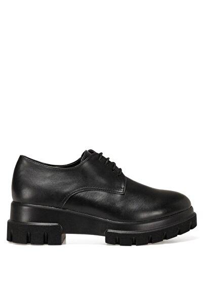 Nine West HELLE Siyah Kadın Oxford Ayakkabı 100555738